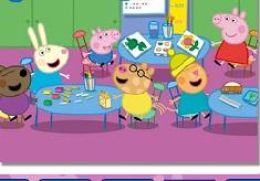 Peppa's School Puzzle