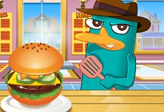 Perry American Hamburger