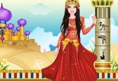 Persian Princess Dress Up