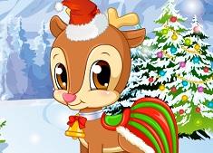 Pet Stars Cute Reindeer
