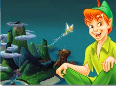 Peter Pan and Tinkerbell Puzzle