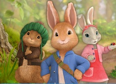 Peter Rabbit Downhill Dash