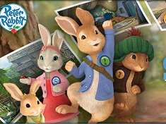 Petter Rabbit Make a Scene