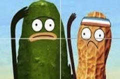 Pickle and Peanut Sliding Puzzle