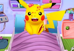 Pikachu Emergency Room