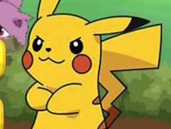 Pikachu Hero