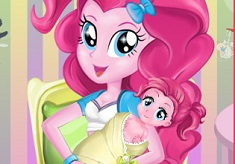 Pinkie Pie Baby Birth