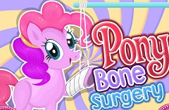 Pinkie Pie Bone Surgery