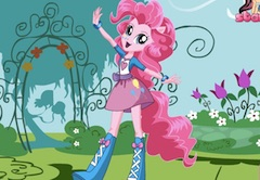 Pinkie Pie Dress Up