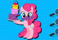 Pinkie Pie Hidden Stars