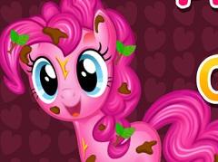 Pinkie Pie Messy