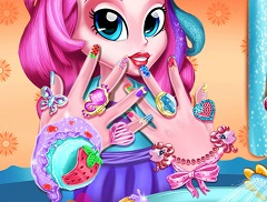 Pinkie Pie Nails Spa