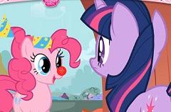 Pinkie Pie Puzzles