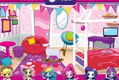 Pinkie Pie Slumber Party