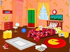 Pinky Kids Room Decor