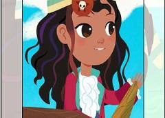 Pirate Ana Puzzle