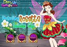 Pirate Fairy Rosetta