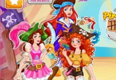 Pirate Princess Halloween…