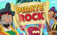Jogo Pirate Rock Band Online Gratis