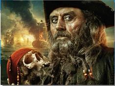 Pirates of the Caribbean Barbossa Puzzle