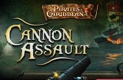 Pirates of the Caribbean Cannon Assault