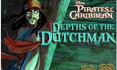 Pirates of the Caribbean Depths of the Dutchman