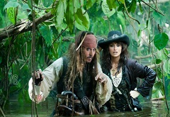 Pirates of the Caribbean Hidden Numbers