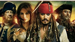 Pirates of the Caribbean Round Puzzle