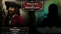 Pirates of the Caribbean vs Mermaids
