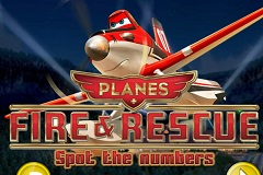Planes Fire and Rescue Hidden Numbers