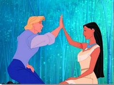 Pocahontas and John Smith Puzzle