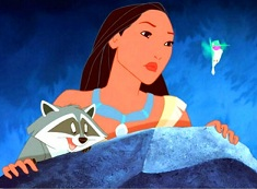 Pocahontas and Pets Puzzle
