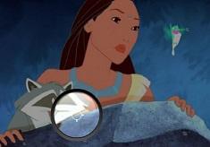 Pocahontas Hidden Objects