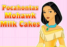 Pocahontas Mohawk Milk Cakes