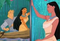 Pocahontas Similarities
