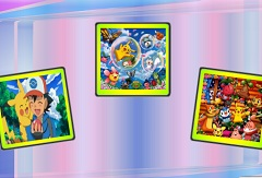 Pokemon Rotate Puzzle