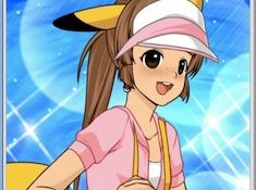 Pokemon Trainer Cosplayer