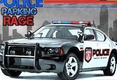 Police Parking Rage