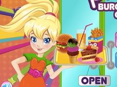 Polly Burger Cafe