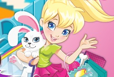 Polly Pocket Pet Adoption Party