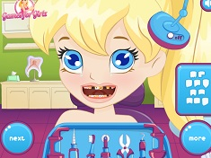 Polly Pocket Tooth Problems