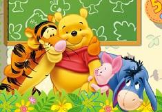 Pooh Brain Games