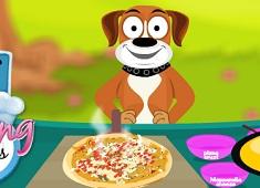 Pound Puppies Pizza