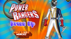 Power Rangers Dress Up
