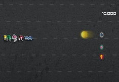 Power Rangers Fireball Run