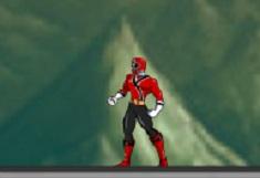 Power Rangers Stone Prison