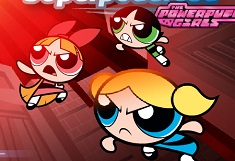 Powerpuff Girls Super Rain