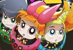 PowerPuff Girls Gravity Zero
