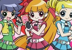 Jogo PowerPuff Girls Memory Online Gratis