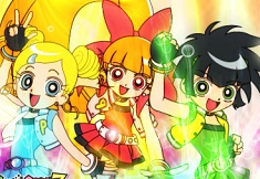 PowerPuff Girls Super Mix Z